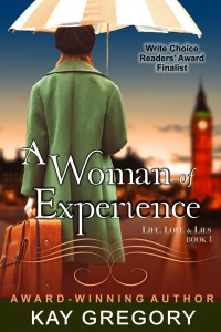 A Woman of Experience - Cover2